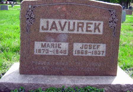 JAVUREK, JOSEF - Linn County, Iowa | JOSEF JAVUREK