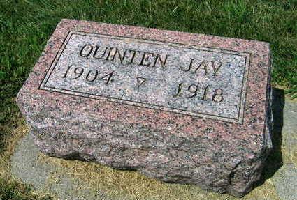 JAY, QUINTEN - Linn County, Iowa   QUINTEN JAY