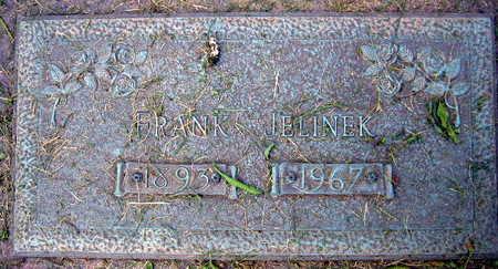 JELINEK, FRANK - Linn County, Iowa | FRANK JELINEK
