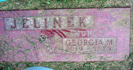 JELINEK, GEORGIA M. - Linn County, Iowa | GEORGIA M. JELINEK