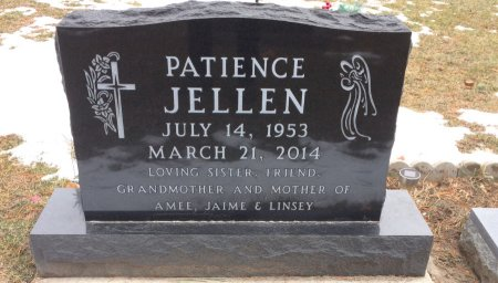 JELLEN, PATIENCE - Linn County, Iowa | PATIENCE JELLEN