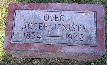 JENISTA, JOSEF - Linn County, Iowa | JOSEF JENISTA