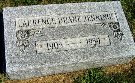 JENNINGS, LAURENCE DUANE - Linn County, Iowa | LAURENCE DUANE JENNINGS