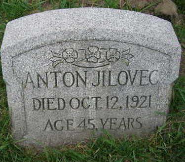 JILOVEC, ANTON - Linn County, Iowa | ANTON JILOVEC
