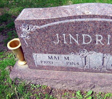 JINDRICH, MAE M. - Linn County, Iowa   MAE M. JINDRICH