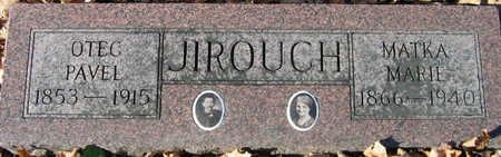 JIRIOUCH, PAVEL - Linn County, Iowa | PAVEL JIRIOUCH