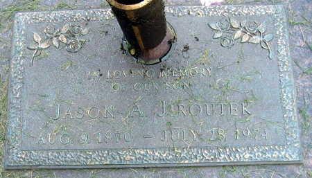 JIROUTEK, JASON A. - Linn County, Iowa | JASON A. JIROUTEK