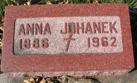 JOHANEK, ANNA - Linn County, Iowa   ANNA JOHANEK
