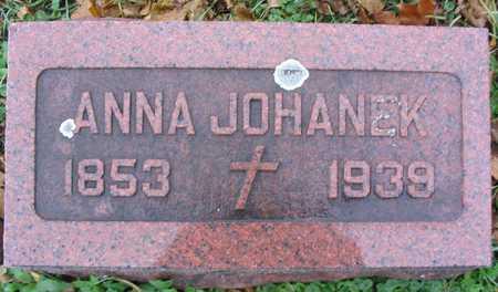 JOHANEK, ANNA - Linn County, Iowa | ANNA JOHANEK