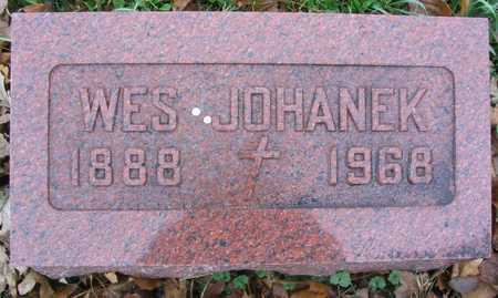 JOHANEK, WES - Linn County, Iowa | WES JOHANEK