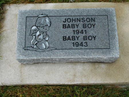 JOHNSON, BABY BOY - Linn County, Iowa | BABY BOY JOHNSON