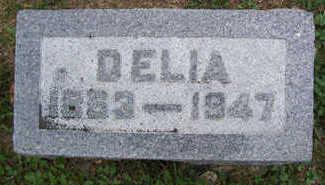 JOHNSON, DELIA - Linn County, Iowa | DELIA JOHNSON