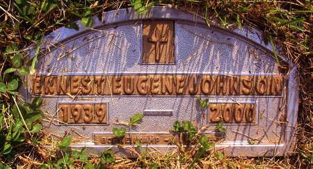 JOHNSON, ERNEST EUGENE - Linn County, Iowa   ERNEST EUGENE JOHNSON