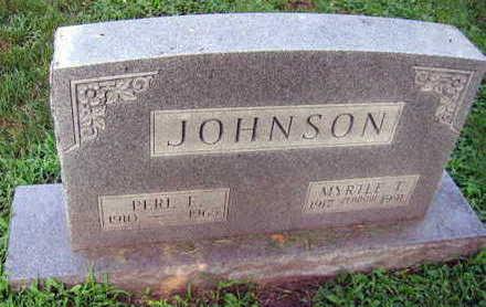 ZEADOW JOHNSON, MYRTLE T. - Linn County, Iowa   MYRTLE T. ZEADOW JOHNSON