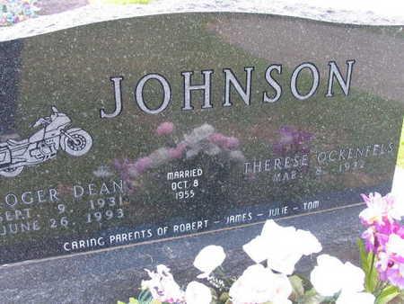 JOHNSON, ROGER DEAN - Linn County, Iowa | ROGER DEAN JOHNSON