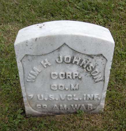 JOHNSON, WILLIAM - Linn County, Iowa | WILLIAM JOHNSON