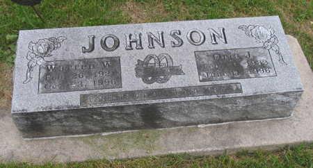 JOHNSON, ORLA J. - Linn County, Iowa | ORLA J. JOHNSON