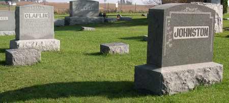JOHNSTON, FAMILY STONE - Linn County, Iowa | FAMILY STONE JOHNSTON