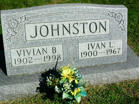 JOHNSTON, VIVIAN B. - Linn County, Iowa | VIVIAN B. JOHNSTON