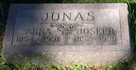 JONAS, ANNA - Linn County, Iowa | ANNA JONAS