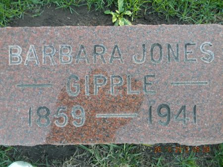 JONES, BARBARA - Linn County, Iowa | BARBARA JONES