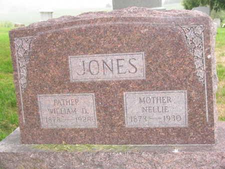 JONES, NELLIE - Linn County, Iowa | NELLIE JONES