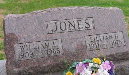 JONES, LILLIAN H. - Linn County, Iowa | LILLIAN H. JONES