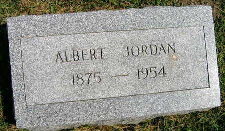 JORDAN, ALBERT - Linn County, Iowa | ALBERT JORDAN