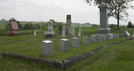 JORDAN, FAMILY STONE - Linn County, Iowa | FAMILY STONE JORDAN