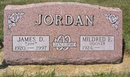JORDAN, JAMES D. - Linn County, Iowa | JAMES D. JORDAN