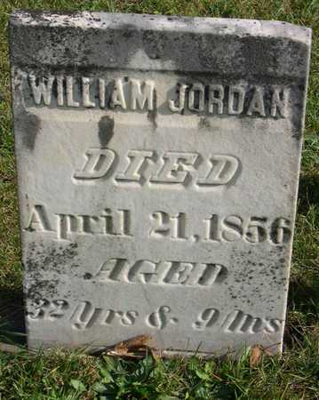 JORDAN, WILLIAM - Linn County, Iowa | WILLIAM JORDAN