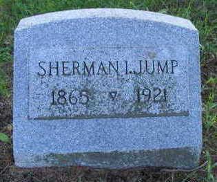 JUMP, SHERMAN I. - Linn County, Iowa   SHERMAN I. JUMP