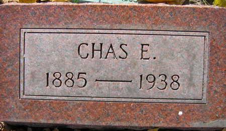 KACER, CHAS E. - Linn County, Iowa   CHAS E. KACER