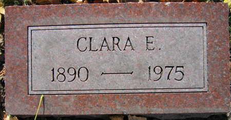 KACER, CLARA E. - Linn County, Iowa | CLARA E. KACER