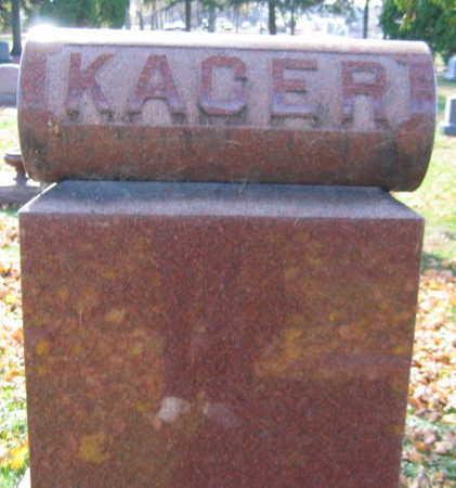 KACER, FAMILY STONE - Linn County, Iowa | FAMILY STONE KACER