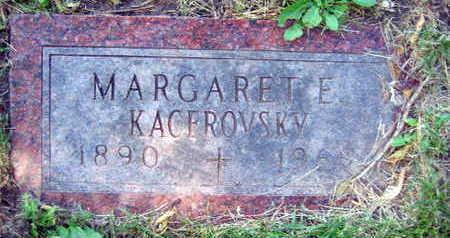 KACEROVSKY, MARGARET E. - Linn County, Iowa | MARGARET E. KACEROVSKY