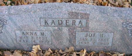 KADERA, JOE H. - Linn County, Iowa | JOE H. KADERA