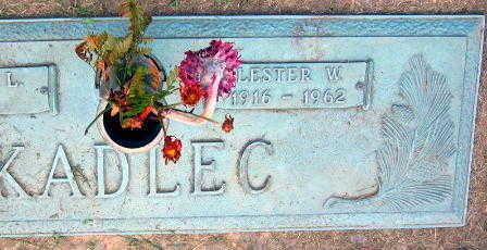 KADLEC, LESTER W. - Linn County, Iowa | LESTER W. KADLEC