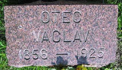 KADLEC, VACLAV - Linn County, Iowa | VACLAV KADLEC