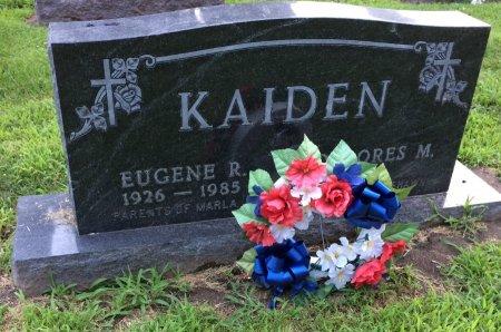 KAIDEN, EUGENE R. - Linn County, Iowa | EUGENE R. KAIDEN