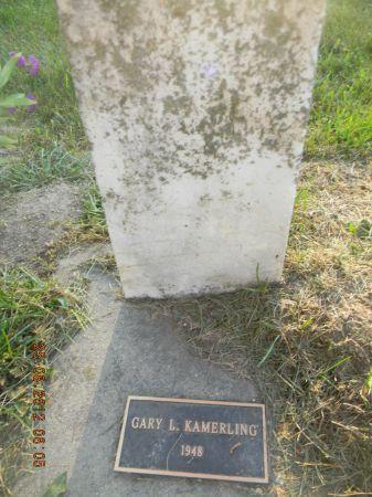 KAMERLING, GARY L. - Linn County, Iowa   GARY L. KAMERLING