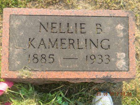 KAMERLING, NELLIE B. - Linn County, Iowa   NELLIE B. KAMERLING