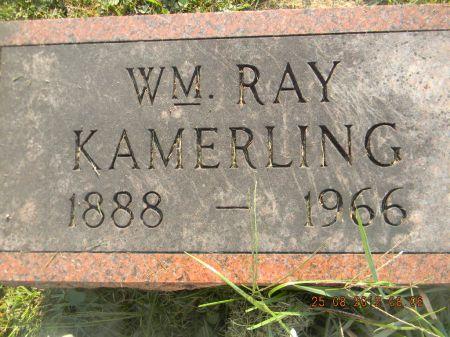 KAMERLING, WILLIAM  RAY - Linn County, Iowa   WILLIAM  RAY KAMERLING