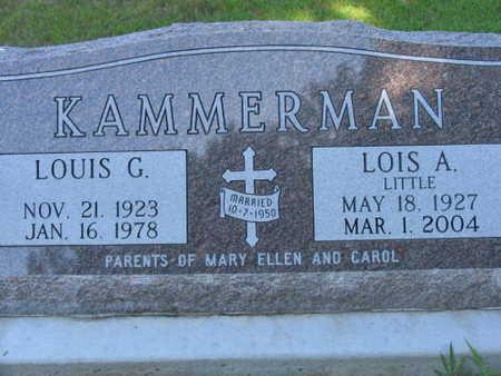 KAMMERMAN, LOUIS G. - Linn County, Iowa | LOUIS G. KAMMERMAN