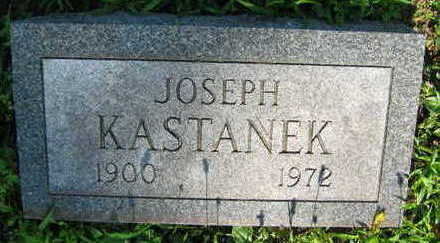 KASTANEK, JOSEPH - Linn County, Iowa | JOSEPH KASTANEK