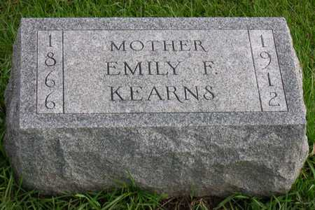 KEARNS, EMILY F. - Linn County, Iowa | EMILY F. KEARNS