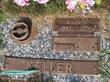 KELLER, MARY C. - Linn County, Iowa | MARY C. KELLER