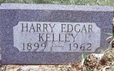 KELLEY, HARRY EDGAR - Linn County, Iowa   HARRY EDGAR KELLEY