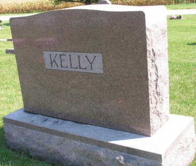 KELLY, FAMILY STONE - Linn County, Iowa | FAMILY STONE KELLY