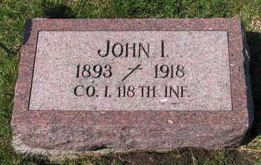 KELLY, JOHN I. - Linn County, Iowa | JOHN I. KELLY